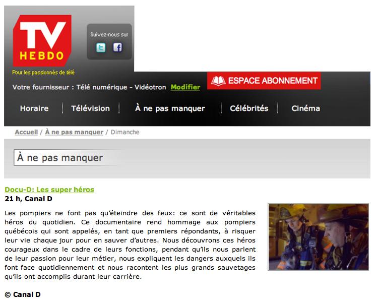 TV Hebdo